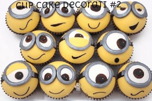 CUP CAKE PERSONALIZZATI #01