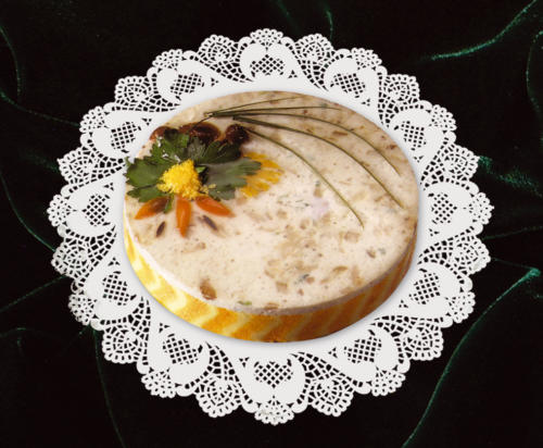 MOUSSE SALATE FUNGHI