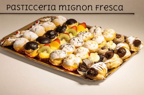 PASTICCERIA MIGNON FRESCA