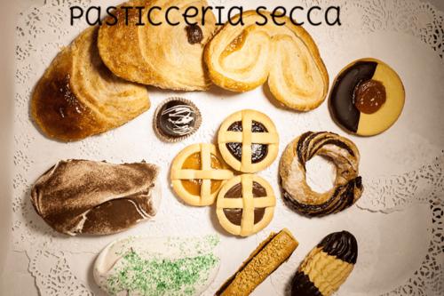PASTICCERIA SECCA