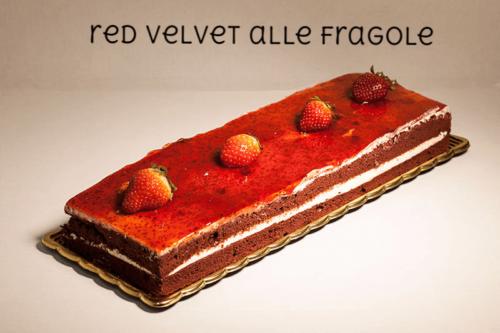 RED VELVET ALLE FRAGOLE