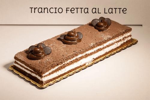 TRANCIO FETTA AL LATTE